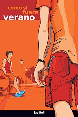 Como si fuera verano: Something Like Summer (Spanish edition/edición española)