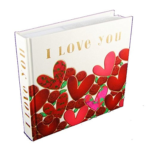 Euphyllia Foto Album & Andenken Box I Love You (w256) - Andenken-foto-box