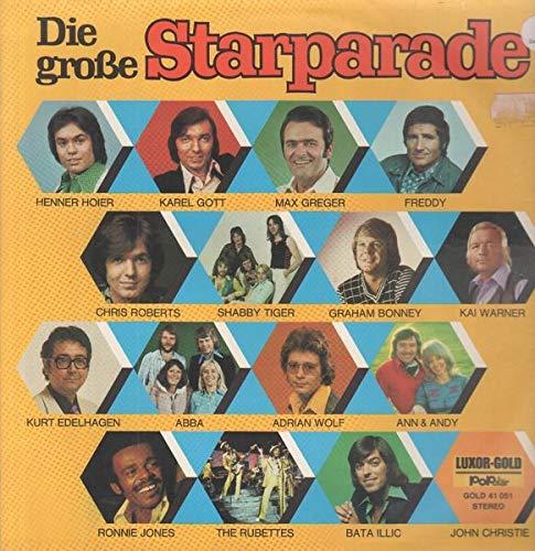 Die Große Starparade [Vinyl LP]