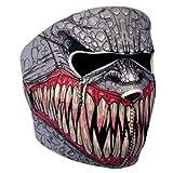 Masque en Néoprène : Crâne, Homme-Araignée, Assassin - Crocs Neorprene, Taille unique