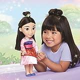 Taldec-54825-Disney Prinzessinnen Puppe 38cm-Mulan