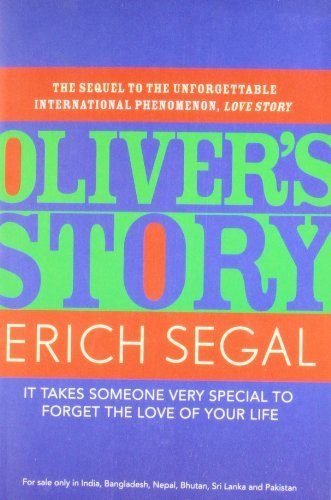 Oliver's Story by Erich Segal (2013-02-14)
