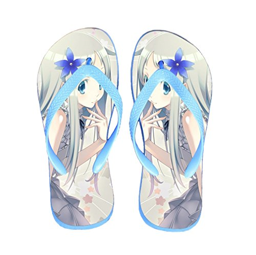 Bromeo The Future Diary Anime Unisex Flip Flops Zehentrenner Flip Pantoffeln 292