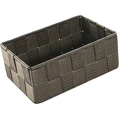 Compactor Tex Organizzatore Medium, 18 x 12 x 7 cm, Talpa, Tessuto, Beige