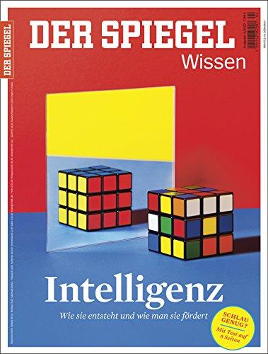 Preisvergleich Produktbild SPIEGEL WISSEN 4/2017: Intelligenz