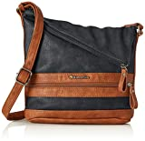 Tamaris Damen Smirne Crossbody Bag Umhängetasche,...