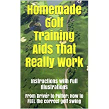 Homemade Golf Training Aids That Really Work