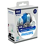 Philips WhiteVision Xenon Effect H4 Headlight Bulb...