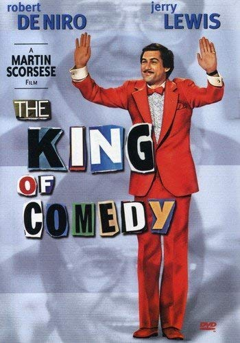 The King of Comedy by Robert De Niro