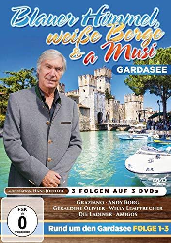 DVD 2: Gardasee (3 DVDs)