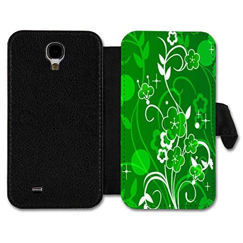 Book Style Flip Handy Tasche Case Schutz Hülle Schale Motiv Etui für Apple iPhone 5 / 5S - A11 Design28 Design 26