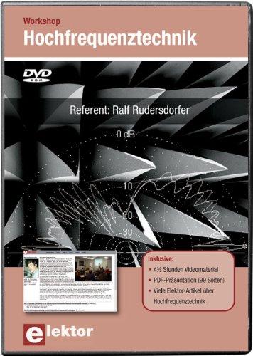 Hochfrequenztechnik: Live-Workshop auf DVD