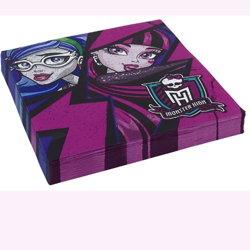 Amscan International New Monster High Servietten Preisvergleich