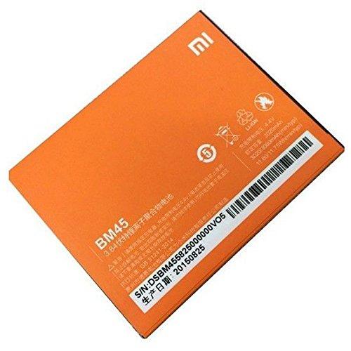 Batterie d'origine pour Xiaomi Redmi Note2 BM45 3 020mAh