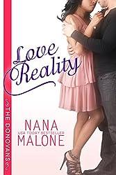 Love Reality: BWWM New Adult Romance (The Donovans Book 2) (English Edition)