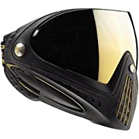 Dye i4 - Máscara de paintball unisex, color negro