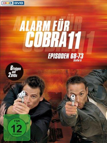 Alarm für Cobra 11 - Staffel 8 (2 DVDs)