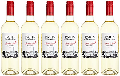 Paris Seduction Vin de France Süß Weißwein (6 x 0.75 l)