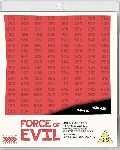 Force Of Evil [Blu-ray] - John Garfield