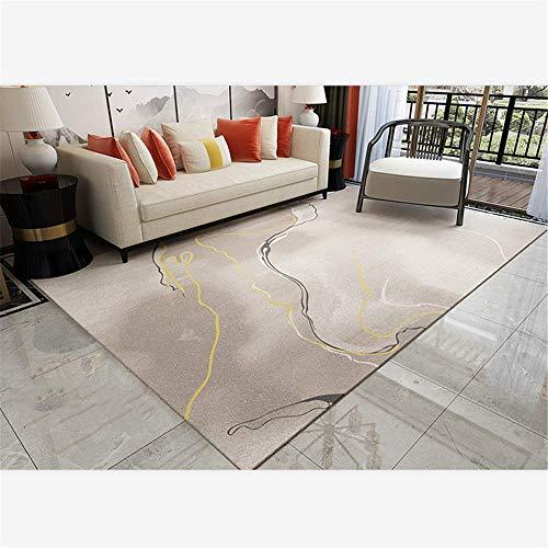 ZHAOXUAN Neue Chinesische Teppich Wohnzimmer Sofa Couchtisch Decke Moderne Mode Stil Kissen Schlafzimmer Teppich -