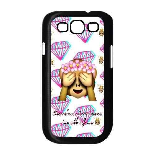 Personalized Case for Samsung Galaxy S3 I9300,custom Chinese Cute Monkey Phone Case ()
