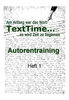 TextTime Autorentraining : Heft 1