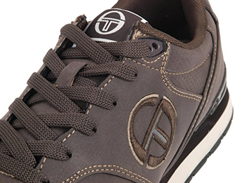 SONIC BASIC NB - Chaussures Homme Sergio Tacchini Marron
