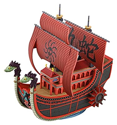 Bandai Hobby Grand Ship Collection One Piece 06 Kuja Bateau de pirates