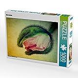 Mohnblüte 1000 Teile Puzzle hoch (CALVENDO Kunst)