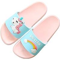 HommyFine Ciabatte da Doccia Scarpe da Spiaggia e Piscina unicorno Bambini Pantofole da Bagno Ragazzi e Ragazze…