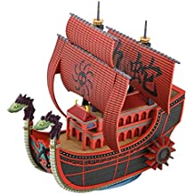 ONE PIECE - Grand Ship Collection [Kuja Pirate Ship] (Plastic model) (japan import)