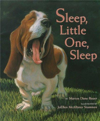 Sleep, Little One, Sleep by Marion Dane Bauer (1999-09-01)