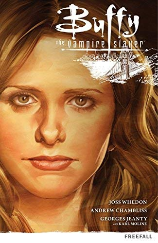 Buffy the Vampire Slayer Season 9 Volume 1: Freefall (Buffy the Vampire Slayer (Dark Horse)) by Georges Jeanty (Artist), Karl Moline (Artist), Joss Whedon (3-Jul-2012) Paperback