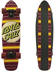 Santa Cruz Jammer Serape - Longboard, talla 7.4 x 29.1 Zoll