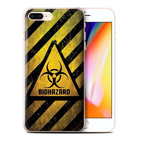 Coque de Stuff4 / Coque pour Apple iPhone 5/5S / électricité Design / Signes de Danger Collection Biohazard
