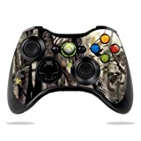 #10: GADGETS WRAP Printed Protective Vinyl Skin Decal For Microsoft Xbox 360 Controller Wrap Sticker Skins Tree Camo -CO-