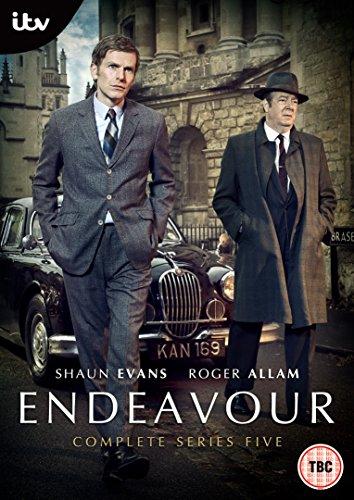 Produktbild Endeavour Series 5 [DVD] [2018]