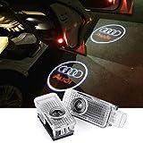 2 x LED Einstiegsbeleuchtung Tür Licht Logo Projektor Licht Logo