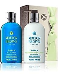 Molton Brown Gel Douche Templetree & Lotion Cadeau