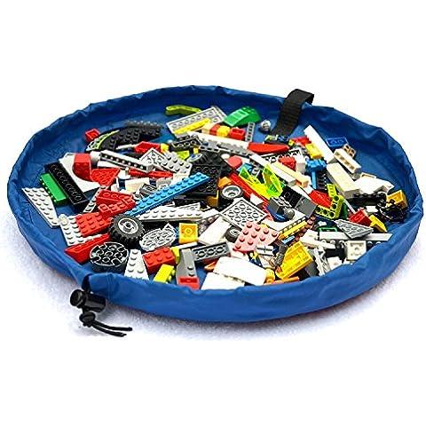 Easy Tidy - Tappeto mini per giocare e raccogliere. Si