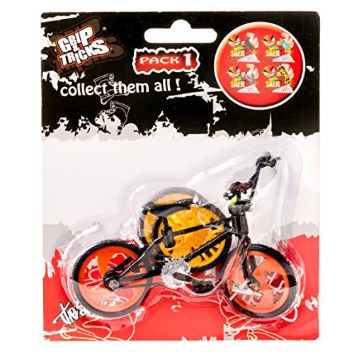 Grip & Tricks - Finger BMX - Mini BMX Freestyle Pack1 - Mini Fahrrad Freestyle
