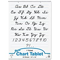 """Pacon Chart Tablet, 24""""x32"""", 25 Sheets/Tablet by Pacon"""