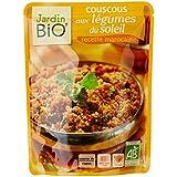 Jardin Bio Couscous aux Légumes du Soleil 220 g - Lot de 3