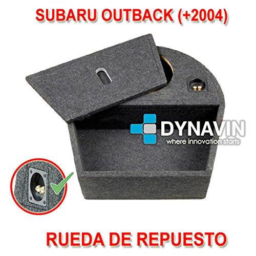 subaru-outback-2004-caja-acustica-para-subwoofer-especifica-para-hueco-en-el-maletero