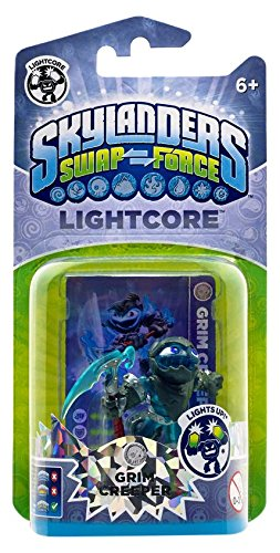 Figura Skylanders: Light Core Grim Creeper 51cC8rOk4lL