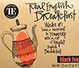 TE - Teahouse Exclusives Everyday Tea Real English Breakfast 16 Beutel, 2er Pack (2 x 32 g)