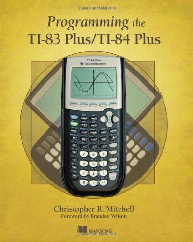 Programming the TI-83 Plus/TI-84 Plus