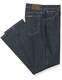 Wrangler Regular Fit, Jean Droit Homme