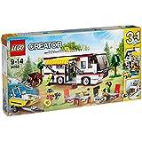LEGO - 31052 - Creator - Jeu de Construction - Le Camping-car