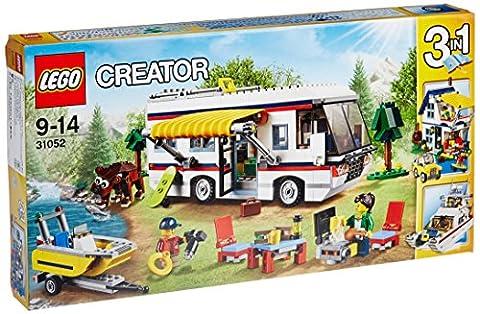 LEGO 31052 Creator Vacation Getaways Construction Set